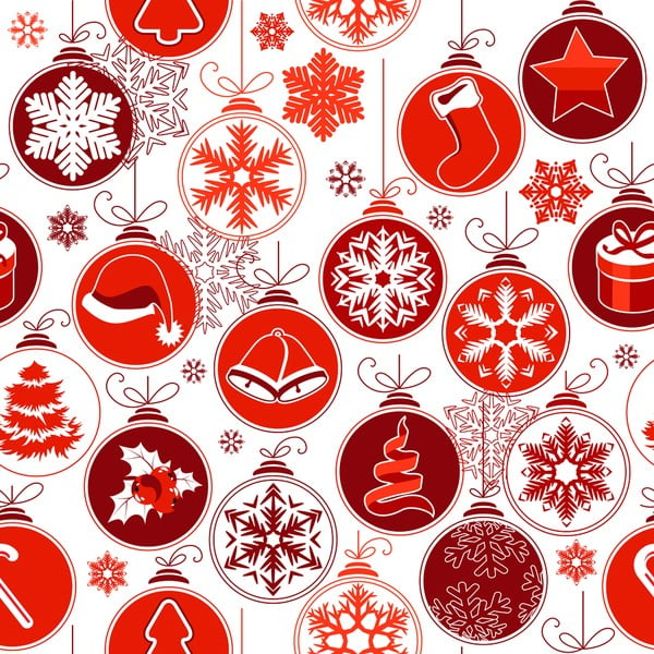 Ubrus Christmas V33, 150x150 cm