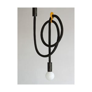 Světlo Hook Line Light, yellow + black