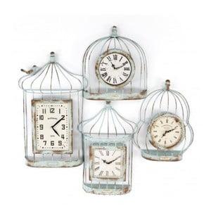Hodiny Bird Cage