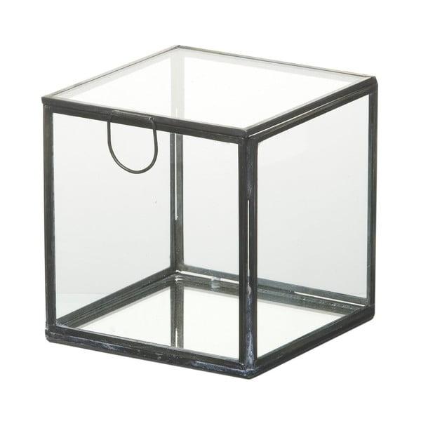 Skleněný úložný box Parlane Glass, 12 cm