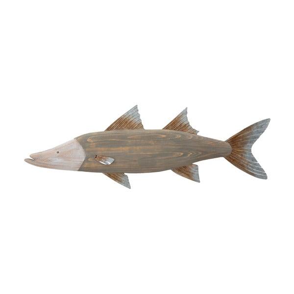 Fish fali dekoráció, 99 x 33,5 cm - Mauro Ferretti