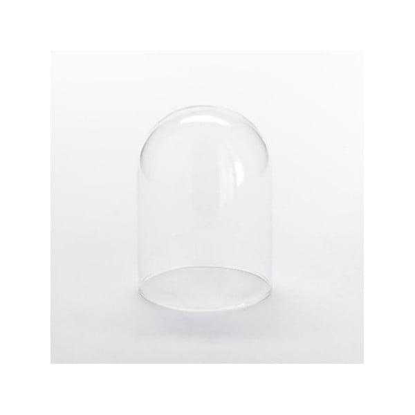 Sada 4 skleněných poklopů Thick, 7,5x10 cm