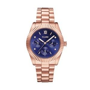 Dámské hodinky Sarabande Stones Royal Blue, 38 mm