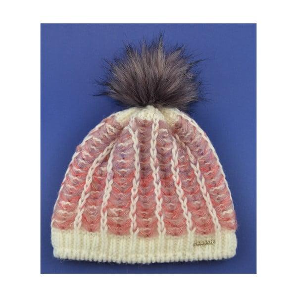 Dámská čepice Teca Pink