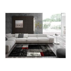 Šedý koberec Universal Skat, 140 x 200 cm