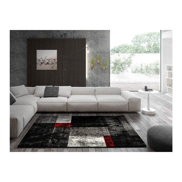 Skat sötétszürke szőnyeg, 160 x 230 cm - Universal