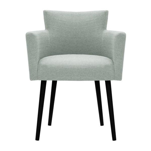Světle zelená židle Corinne Cobson Billie