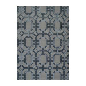 Vlněný ručně tkaný koberec Safavieh Bellina, 152x243cm