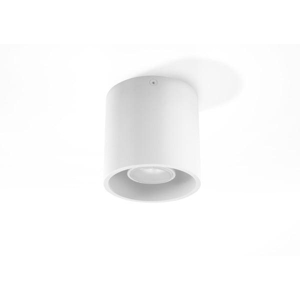 Biele stropné svetlo Nice Lamps Roda