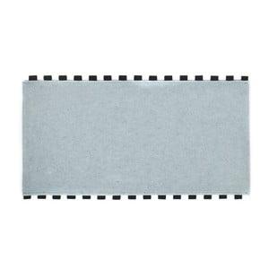 Tapperello Light Blue, koberec 120x65 cm