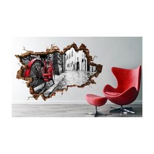 Nástěnná samolepka 3D Art Ilse, 70x45cm