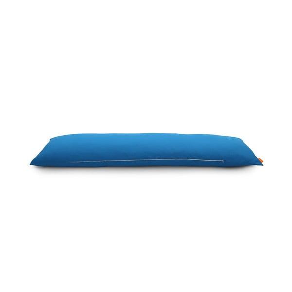 Polštář The Maxi, modrý, vhodný pro osoby do 183 cm