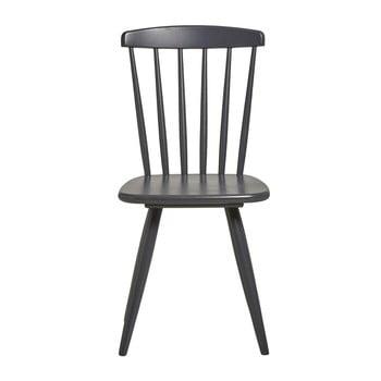 Set 2 scaune Marckeric Jade, gri antracit