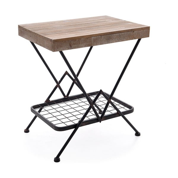 Odkládací stolek In Brown Tray