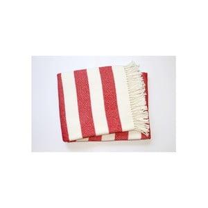 Deka Candy Red, 140x180 cm