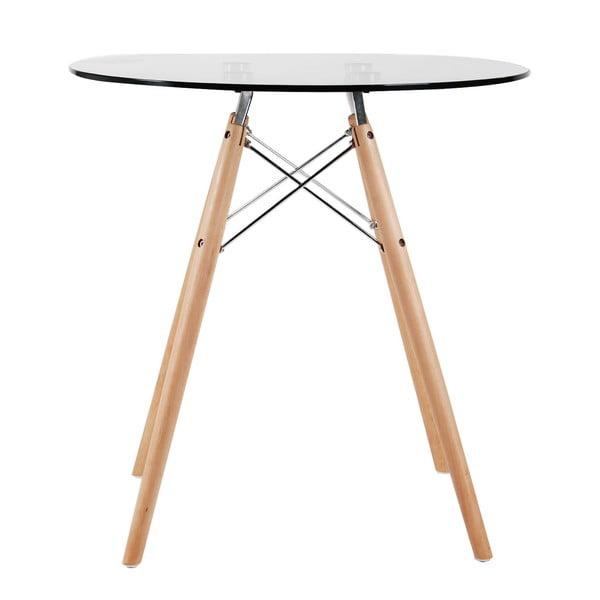 Skleněný stolek Tendar