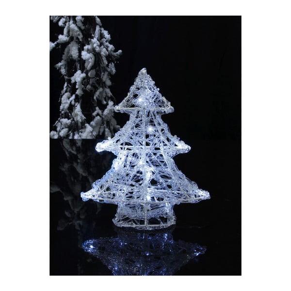 Svítící dekorace Snowy Christmas