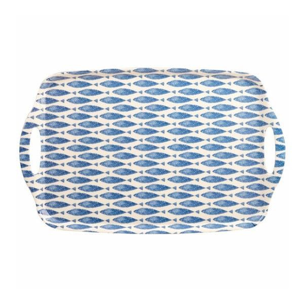 Podnos Churchill China Couture Fishie, 39x24,5cm