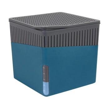 Dezumidificator Wenko Cube, albastru imagine