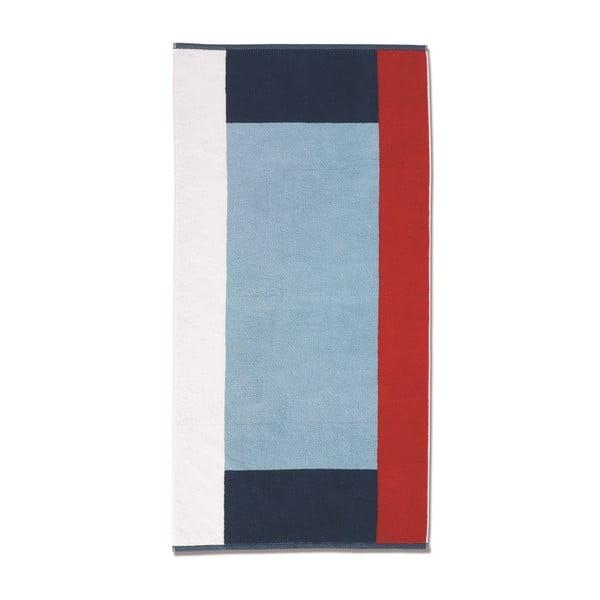Osuška Kela Ladessa 70x140 cm, modrá