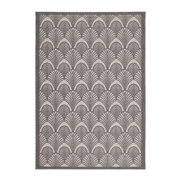 Koberec Tropical 370 Grey, 160x230 cm