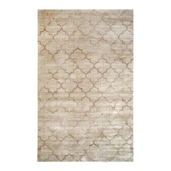 Koberec nuLOOM Fior Ivory, 132x243cm