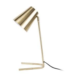 Stolní lampa ve zlaté barvě Leitmotiv Noble