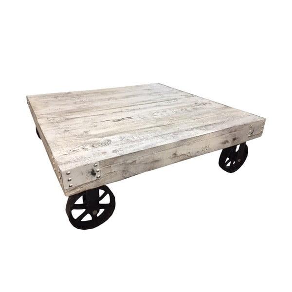Konferenční stolek na kolečkách Iron Table