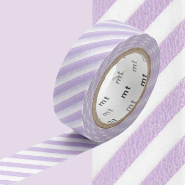 Bandă decorativă Washi MT Masking Tape Mirabelle, rolă 10 m