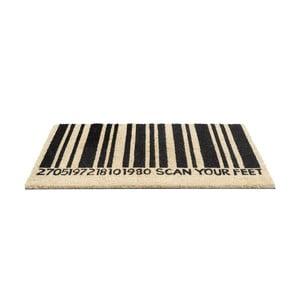 Rohožka Hamat Barcode, 40x70cm
