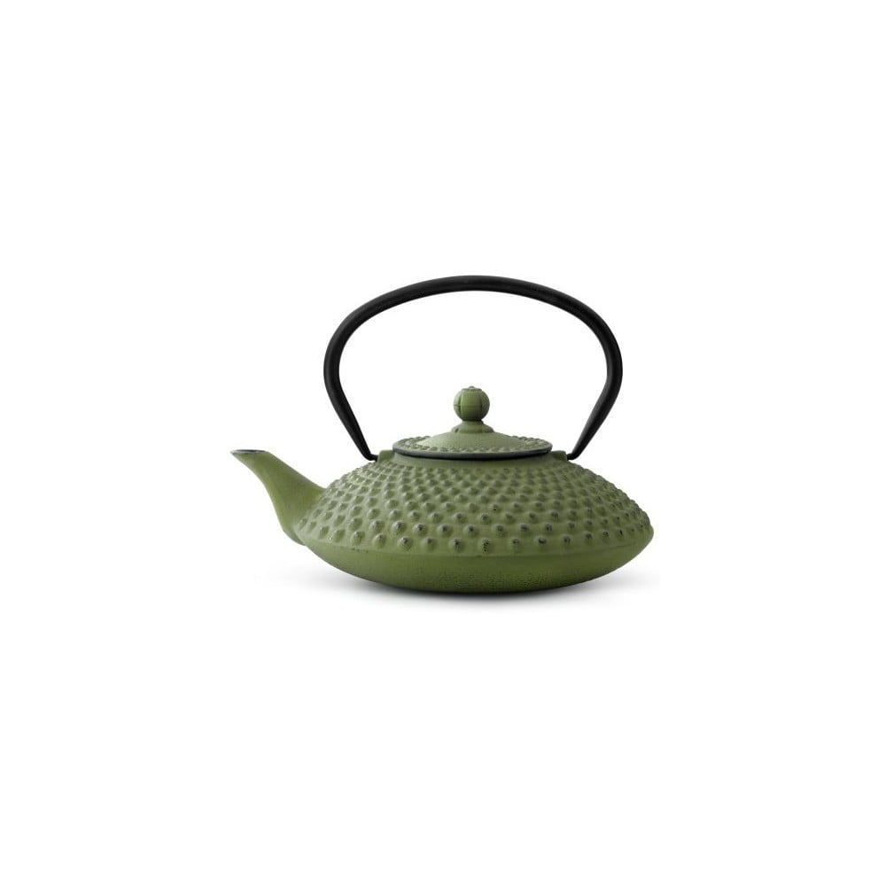 Zelená konvice Bredemeijer Xilin, 1,25 l