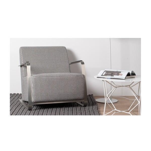 Vlněný koberec Nienke Antracite 240x170 cm