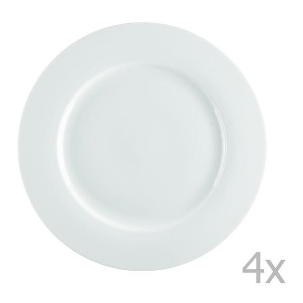 Sada 4 porcelánových talířů Sola Lunasol, 27cm
