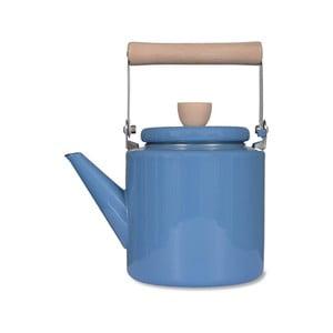 Modrá konvička Garden Trading Stove Kettle, 2 l