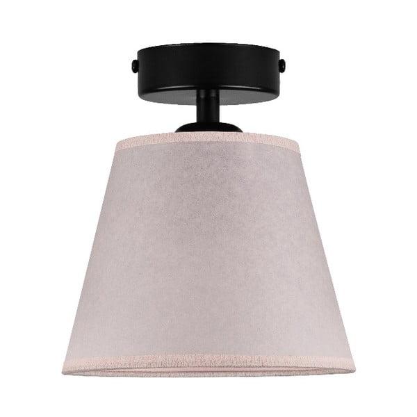 IRO Parchment halványrózsaszín mennyezeti lámpa, ⌀ 16 cm - Sotto Luce