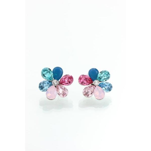 Thames Swarovski Elements fülbevaló kristályokkal - Laura Bruni