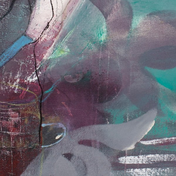 Milla Sirene 3, 40x40 cm