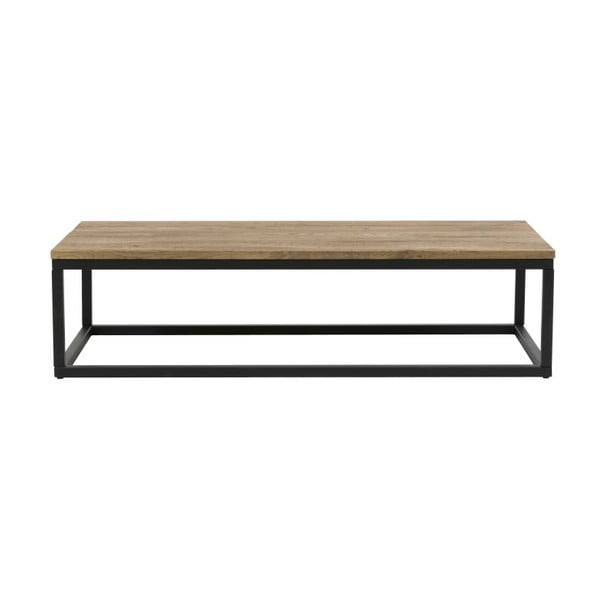 Konferenční stůl Coffee Black, 115x60x35 cm
