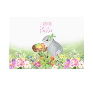 Sada 2 prostírání Apolena Happy Easter Eggs, 33x45cm