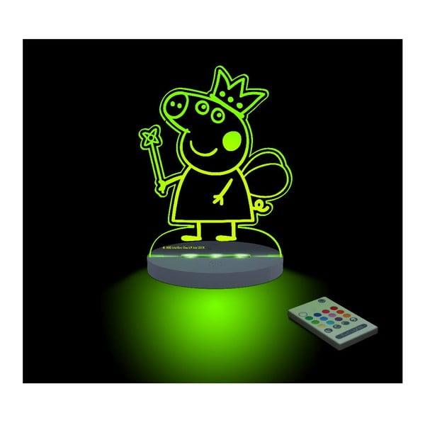 Detské LED nočné svetielko Peppa Pig Hada
