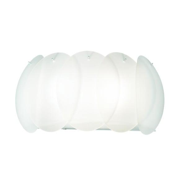 Bílé nástěnné svítidlo Evergreen Lights Simple Elegance