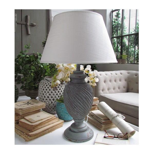 Stolní lampa Fabio Turquoise Antique