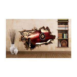 Nástěnná samolepka 3D Art Stijn, 70x45cm