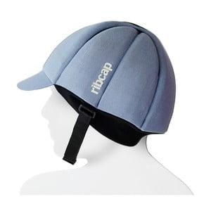 Čepice s ochrannými prvky Ribcap Hardy Azure, vel. M