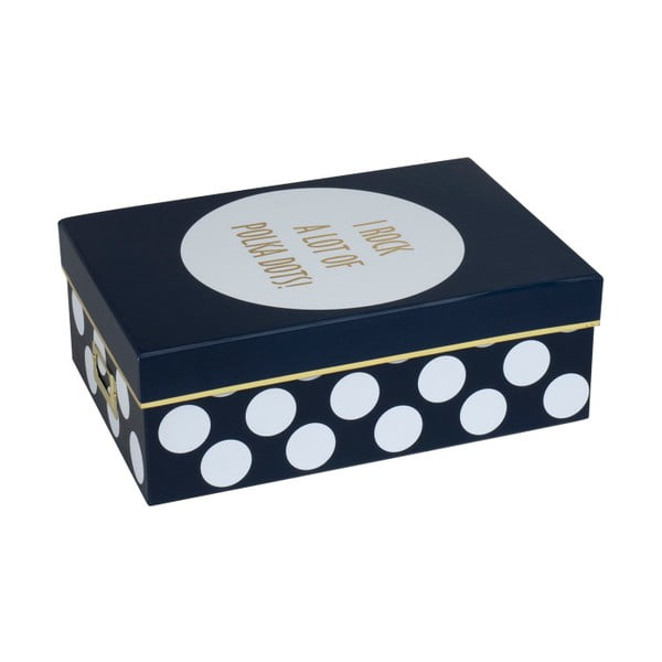 Sada 3 krabic Tri-Coastal Love Dots