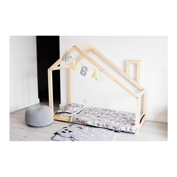 Dětská postel z borovicového dřeva  Benlemi Deny,90x190cm