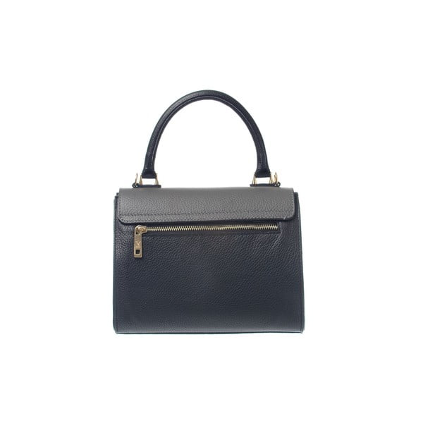Kožená kabelka Fashion Grey