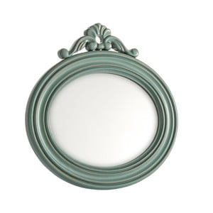 Nástěnné zrcadlo Scarlett Blue, 30 cm