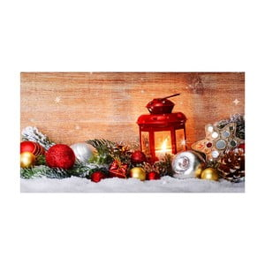 Kuchyňský běhoun Crido Consulting Winter Wonderland, délka 100 cm