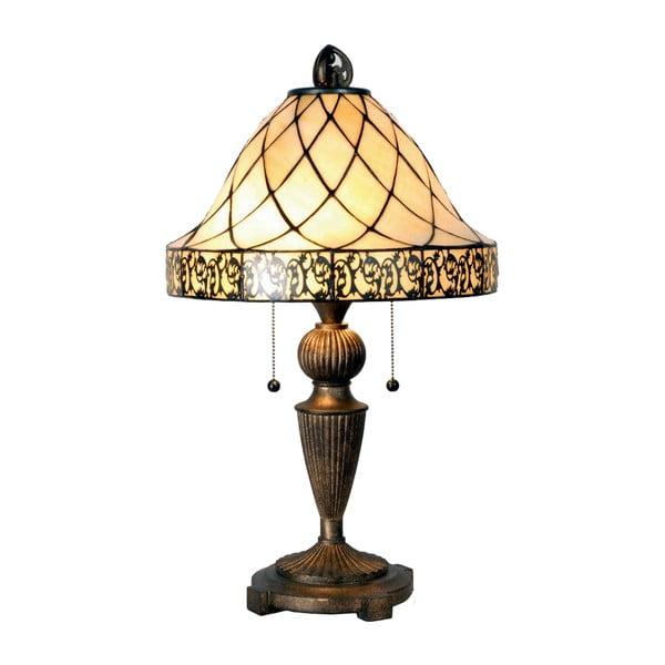 Tiffany stolní lampa Grandma